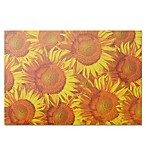 Sunflowers Real Photo Placemat