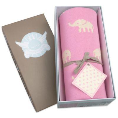 Weegoamigo Stampede Blanket in Pink