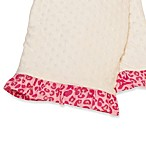 Pam Grace Creations Tabby Cheetah Baby Blanket
