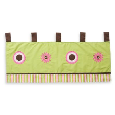 Pam Grace Creations Sophia's Garden Window Valance
