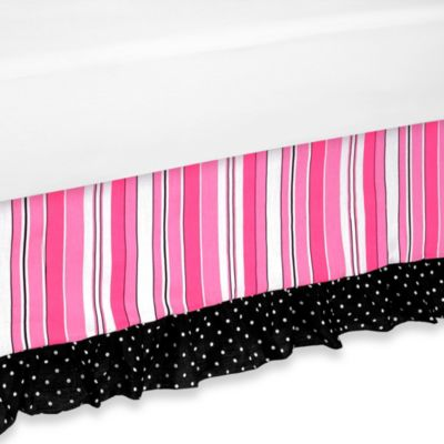 Sweet Jojo Designs Madison Queen Bed Skirt