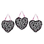Sweet Jojo Designs 3-Piece Madison Wall Hanging Set