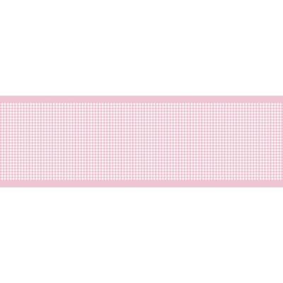 Sweet Jojo Designs Toile Wallpaper Border in Pink