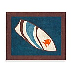 Sweet Jojo Designs Accent Floor Rug in Blue/Brown