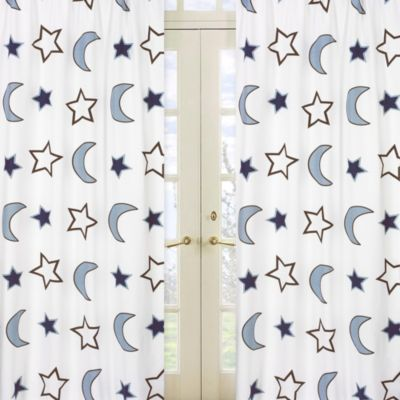Baby Room Decor Star and Moon