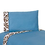 Sweet Jojo Designs Surf Sheet Set in Blue/Brown