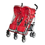 guzzie+Guss Hornby Double Stroller (G+G 125) in Red