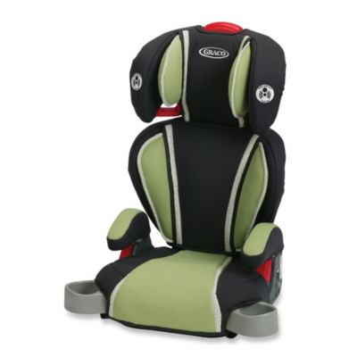 Booster Car Seats > Graco® Highback TurboBooster® Seat in Go Green™