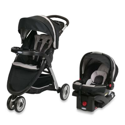 FastAction™ Fold Sport Click Connect™ Travel System in Pierce