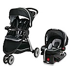 Graco® FastAction™ Fold Sport Click Connect™Travel System in Gotham™