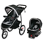 Graco® FastAction™ Fold Jogger Click Connect™ Travel System in Gotham™