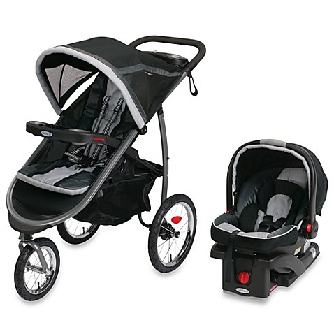 Graco 174 Fastaction Fold Jogger Click Connect Travel