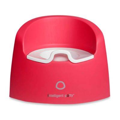 Intelligent Potty in Red