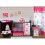 Sweet Jojo Designs Pink and Orange Butterfly 11-Piece Crib Bedding Set