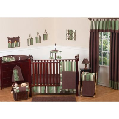 Sweet Jojo Designs Ethan 11-Piece Crib Bedding Set