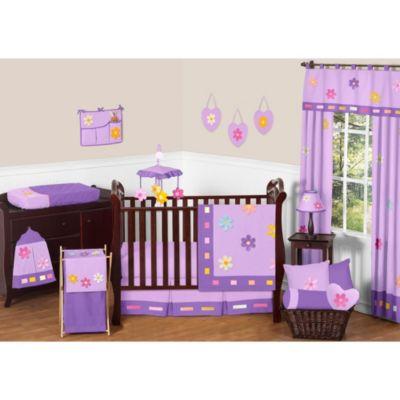 Sweet Jojo Designs Danielle's Daisies 11-Piece Crib Bedding Set