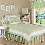 Sweet Jojo Designs Dragonfly Dreams Bedding Collection in Green