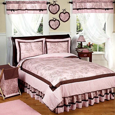 Dot bedding collection in pink brown quot is not available for sale online