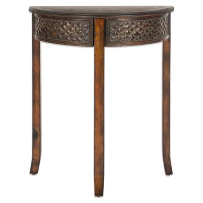 Dark Brown Console Tables