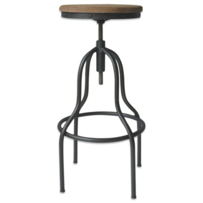 Moe's Home Collection Hanna Stool in Natural