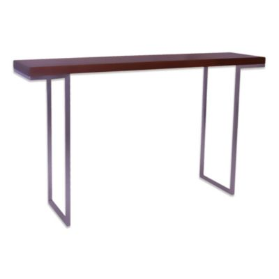 Moe's Home Collection Repetir Console Table in Walnut