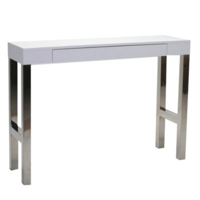 Moe's Home Collection Tura Console Table in White
