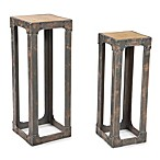 Moe's Home Collection Urbane Plant Stands (Set of 2)