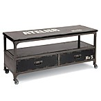 Moe's Home Collection Soho TV Table in Black
