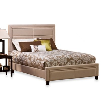 Hillsdale Kiki Queen Bed Set with Rails