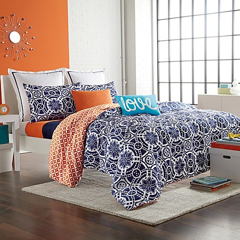 Buy Navy Duvet From Bed Bath Amp Beyond