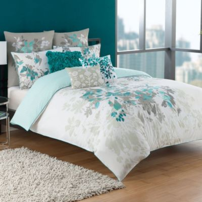 KAS® Luella King Duvet Cover