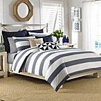 Nautica® Lawndale Duvet Cover Set in Navy