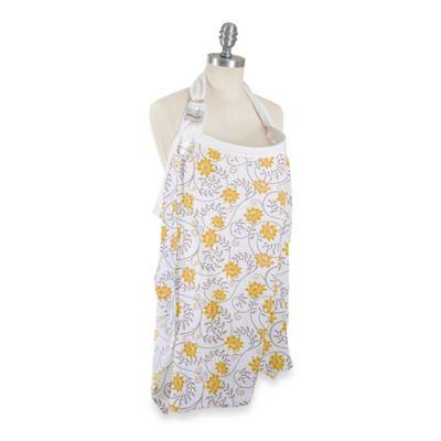 Bébé au Lait® Muslin Nursing Cover in Soleil