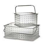 Small Clear Storage Basket