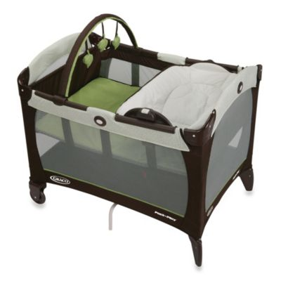 Graco® Pack 'n Play® Playard with Reversible Napper & Changer™ in Go Green