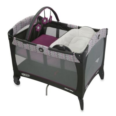 Graco® Pack 'n Play® Playard with Reversible Napper & Changer™ in Nyssa
