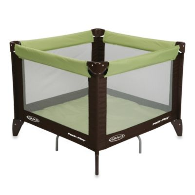 Graco® Pack 'n Play® TotBloc Playard in Go Green