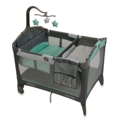 Graco® Pack 'n Play® Playard Newborn Change 'n Carry in Manor