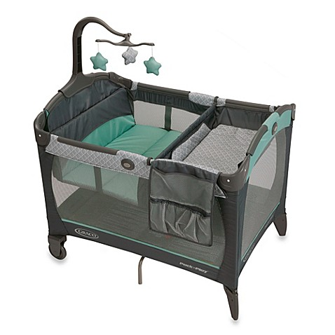 Graco® Pack 'n Play® Playard Newborn Change 'n Carry in Manor - buybuyBaby.com