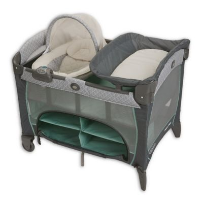 Graco® Pack 'n Play® Playard Newborn Napper® Station DLX in Manor