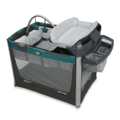Graco® Pack 'n Play® Playard Smart Stations in Sapphire