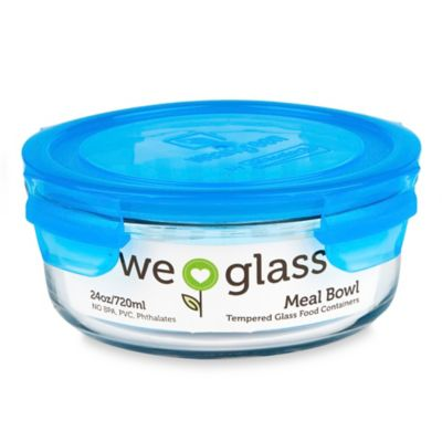 Wean Green® 24 oz. Meal Bowl in Blueberry