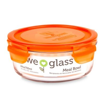 Wean Green® 24 oz. Meal Bowl in Carrot