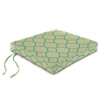Sunbrella® 20-Inch Chair Cushion in Accord Jade