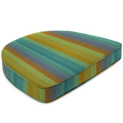 19-1/2-Inch x 19-1/2-Inch Dining Chair Cushion in Sunbrella® Astoria Lagoon