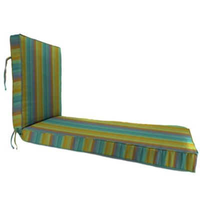68-Inch x 24-Inch Chaise Lounge Cushion in Sunbrella® Atoria Lagoon