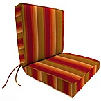 Sunbrella® 44-Inch x 22-Inch Dining Chair Cushion in Astoria Sunset