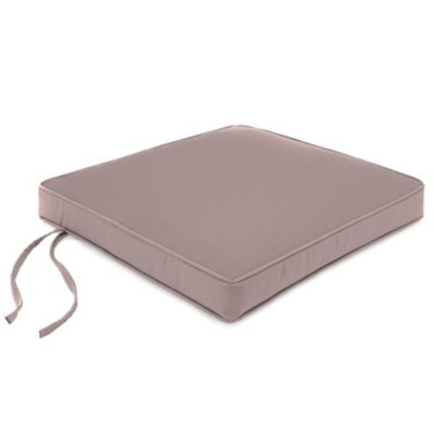 18-Inch Chair Cushion in Canvas Dusk