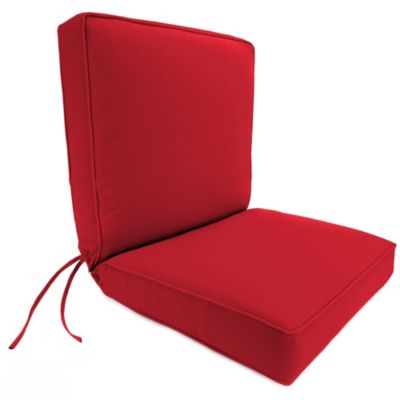 Red Canvas Chair