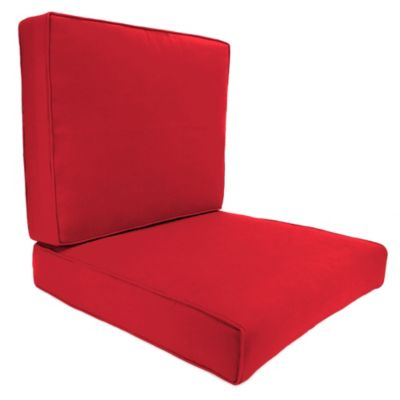 Buy Red Patio Chair Cushion from Bed Bath & Beyond